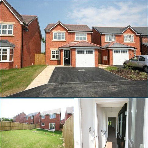 3 bedroom detached house to rent - Briarwood Drive, Ewloe CH5