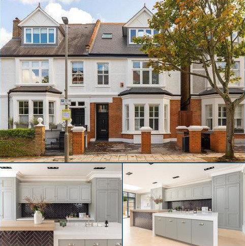 6 bedroom house for sale - Henderson Road, London, SW18