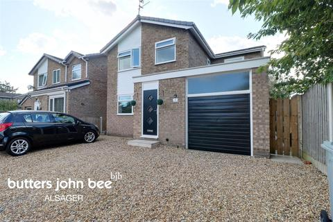 4 bedroom detached house for sale - Valley Close, Alsager