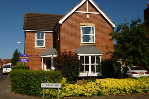 3 bedroom detached house to rent - Casern View, Sutton Coldfield, West Midlands