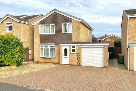 3 bedroom detached house for sale - Longwill Avenue, , Melton Mowbray, LE13 1UR