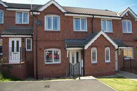 3 bedroom townhouse to rent - Bramble Close, South Normanton, ALFRETON, Derbyshire