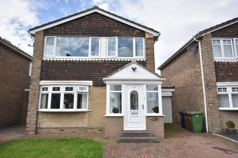 3 bedroom detached house for sale - Rock Lodge Gardens, Roker
