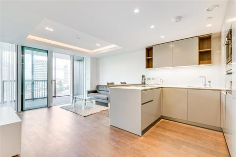 1 bedroom flat to rent - Dahlia House, North Wharf Road, London
