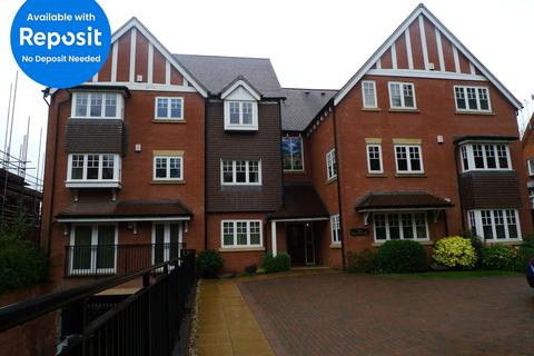 3 bedroom apartment to rent - Malvern Grange, 19a Hampton Lane, Solihull, West Midlands, B91