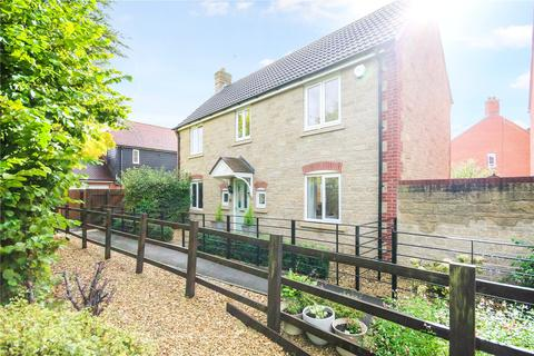 4 bedroom detached house for sale - Lucetta Rise, Haydon End, Swindon, Wiltshire, SN25