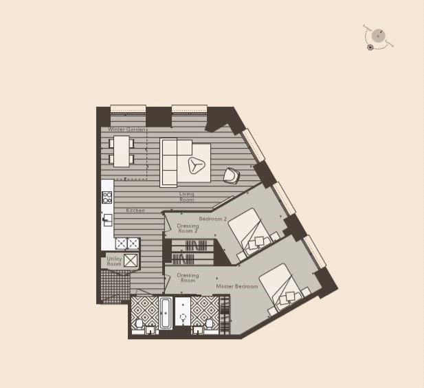 Floorplan 1 of 2: Picture No. 15