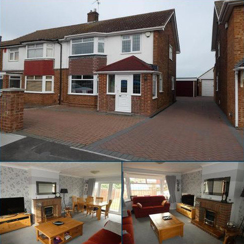 3 bedroom semi-detached house for sale - Leander Drive, Gravesend