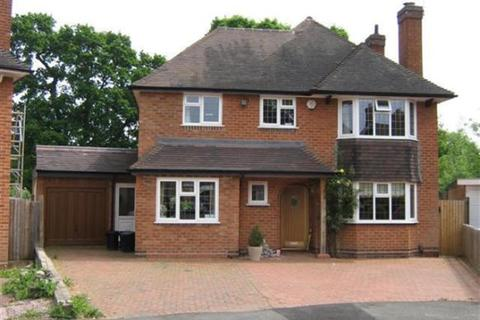 5 bedroom detached house to rent - Witley Avenue, Solihull, B91 3JD