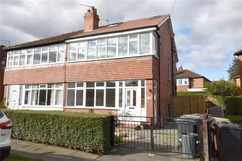 4 bedroom semi-detached house for sale - Henconner Crescent, Chapel Allerton, Leeds