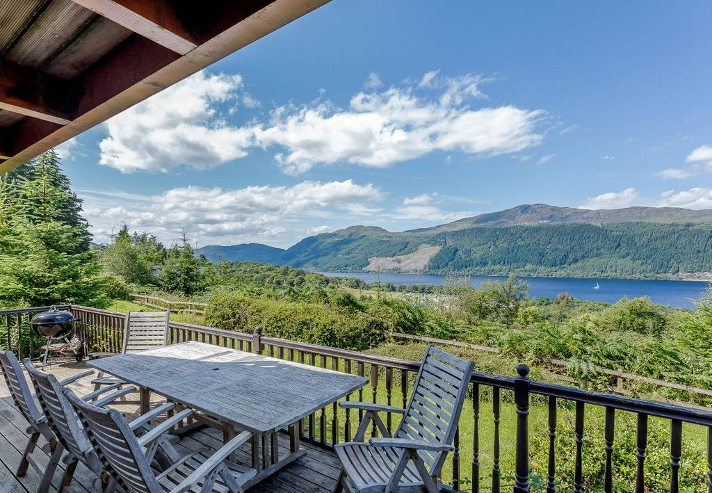 Lodges On Loch Ness