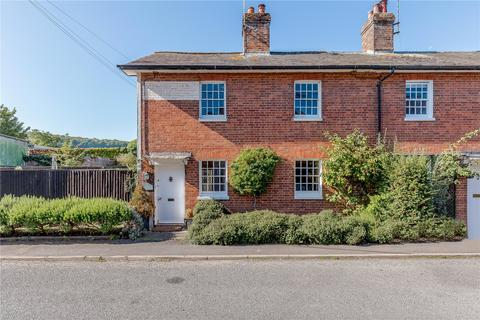 3 bedroom semi-detached house for sale - Victoria Place, Church Street, Hurstbourne Tarrant, Andover