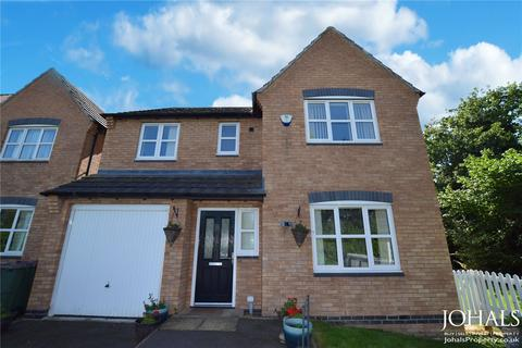 4 bedroom detached house to rent - Pipistrelle Way, Oadby, Leicester, Leicestershire, LE2