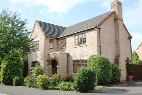 4 bedroom detached house for sale - Old School Drive, Longton