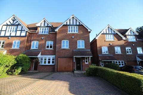 3 bedroom terraced house for sale - Lapwing Rise, Lower Heswall
