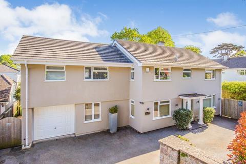 5 bedroom detached house for sale - Wellswood Avenue, Torquay