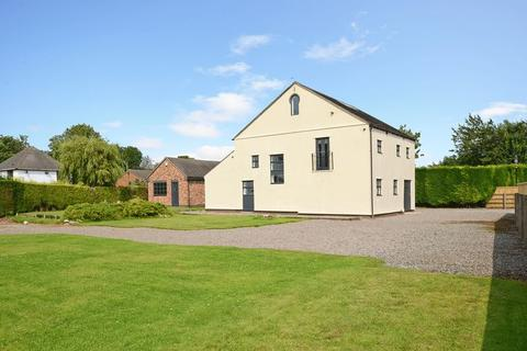 5 bedroom detached house for sale - Viewfields, Bleeding Wolf Lane, Scholar Green, ST7 3BH