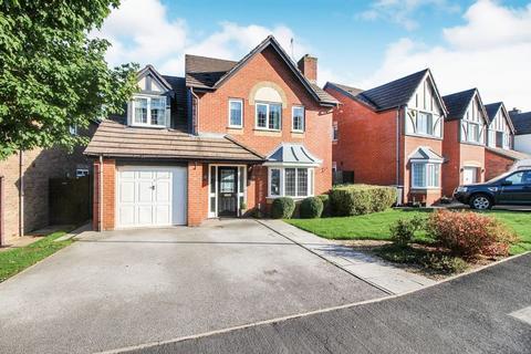 4 bedroom detached house for sale - Cheddleton Park Avenue, Cheddleton, Staffordshire, ST13