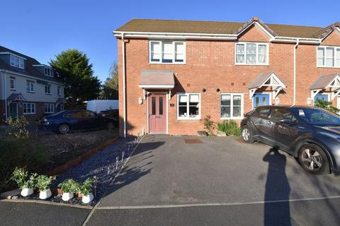 2 bedroom end of terrace house for sale - Verde Close, Luton