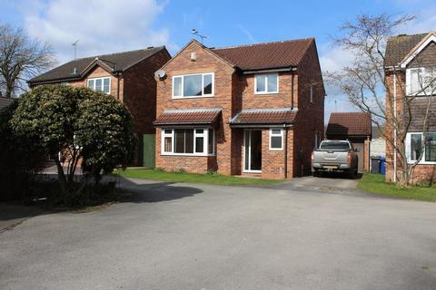 4 bedroom detached house to rent - Blounts Drive, Uttoxeter