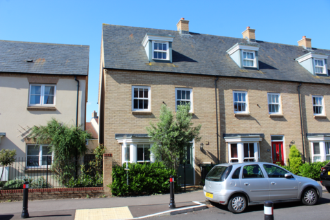 4 bedroom townhouse to rent - Tansy Avenue, Stotfold, Hitchin, SG5