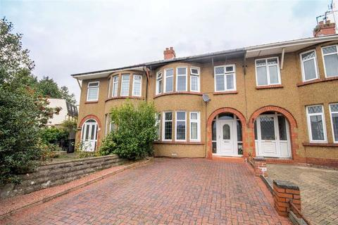 3 bedroom terraced house for sale - The Crescent, Fairwater, Cardiff