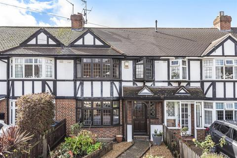 3 bedroom terraced house for sale - Wolsey Drive, Kingston Upon Thames