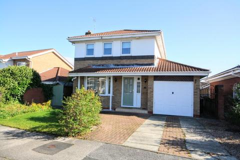 4 bedroom detached house for sale - Warkworth Drive, Chester Le Street