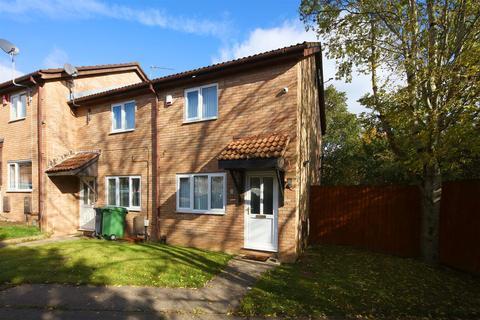 2 bedroom end of terrace house to rent - Bryn Haidd, Pentwyn
