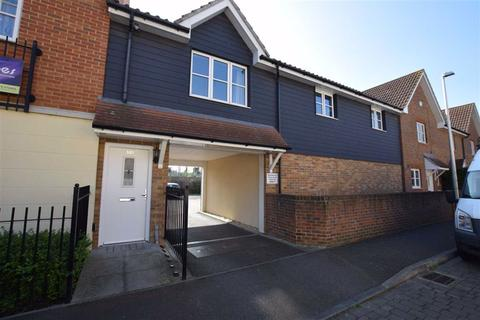 2 bedroom maisonette for sale - Caspian Way, Purfleet, Essex