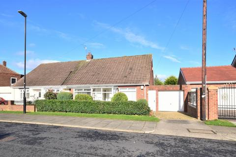 2 bedroom semi-detached bungalow for sale - Greystoke Avenue, Tunstall, Sunderland