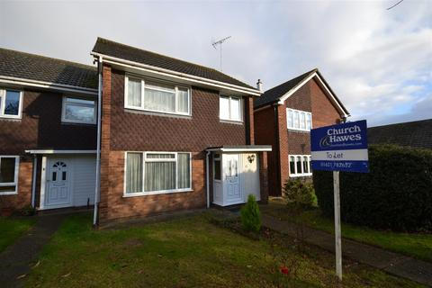 3 bedroom end of terrace house to rent - Orwell Way, Burnham-on-Crouch