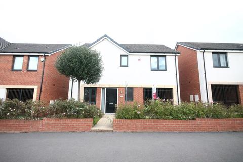 3 bedroom detached house for sale - Alan Peacock Way, Middlesbrough