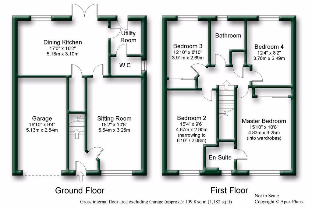 Floorplan: @2 Hurns Way