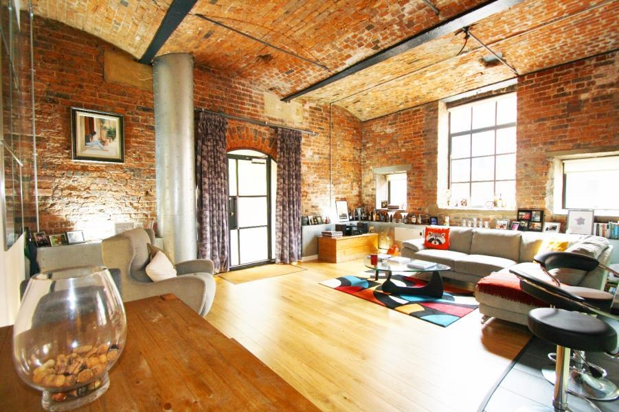 3 Bedrooms Apartment Flat for sale in ENGINE HOUSE, NEPTUNE STREET, LEEDS, LS9 8AN