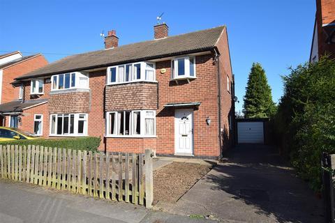 3 bedroom semi-detached house for sale - Middleton Avenue, Littleover, Derby