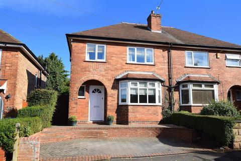 3 bedroom semi-detached house for sale - Park Grove, Kedleston Road, Derby