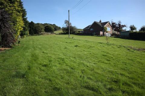 Land for sale - Cheddleton Road, Birchall, Leek