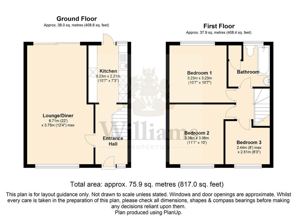 Floorplan: Chaucer Drive.jpg