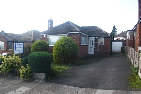 2 bedroom bungalow to rent -  Richmond Road  ,  Romiley, SK6