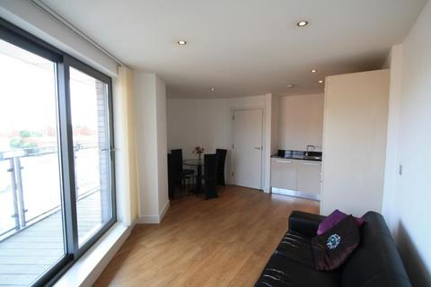 2 bedroom apartment to rent - ECHO CENTRAL TWO, LEEDS, LS9 8NQ