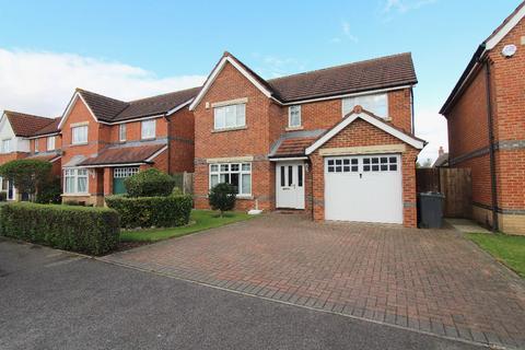 4 bedroom detached house for sale - Redruth Drive, Darlington