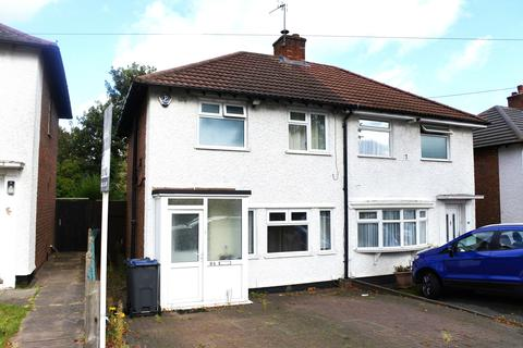2 bedroom semi-detached house to rent - Spring Road, Tyseley, Birmingham B11