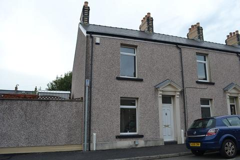 2 bedroom end of terrace house for sale - Grandison Street, Hafod, Swansea, City and County of Swansea. SA1 2HQ