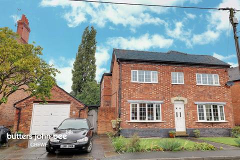 4 bedroom detached house for sale - Main Road, Crewe