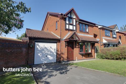 3 bedroom detached house for sale - Thornbrook Way