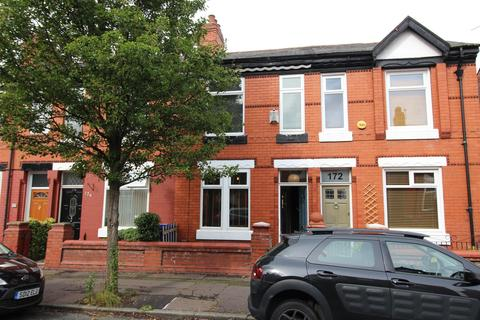 2 bedroom terraced house to rent - Horton Road, Manchester, M14 7QF