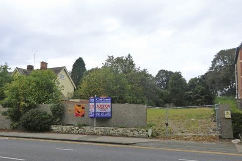 2 bedroom property with land for sale - Hagley Road, Edgbaston, Birmingham, B17 8BL