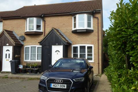 2 bedroom end of terrace house for sale - Bourton Gardens, Bournemouth, BH7