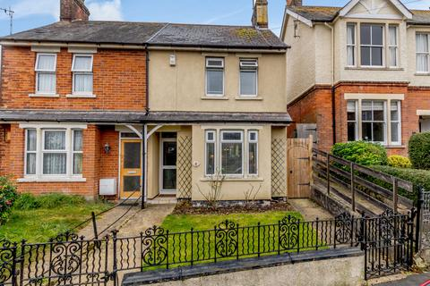 3 bedroom semi-detached house for sale - Blowhorn Street, Marlborough, Wiltshire, SN8